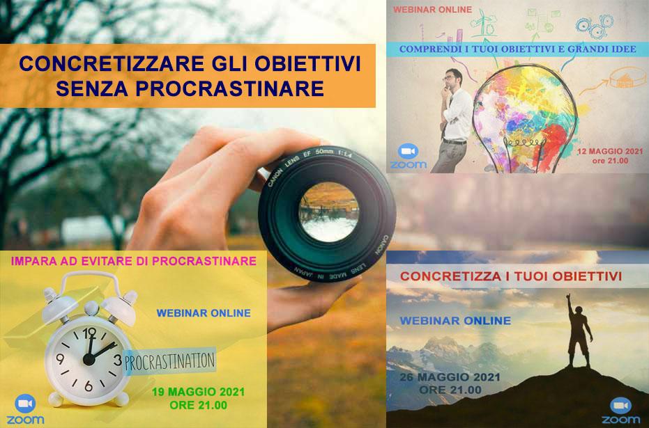 concretizza obiettivi www.gabrielevico.com
