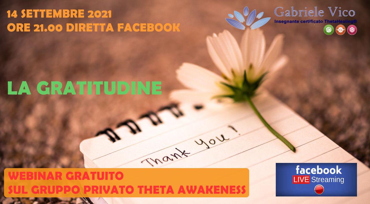 gratitudine - www.gabrielevico.com